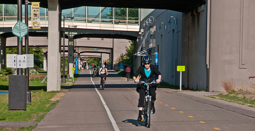 Midtown Greenway earns MN APA Success Stories in Implementation Award