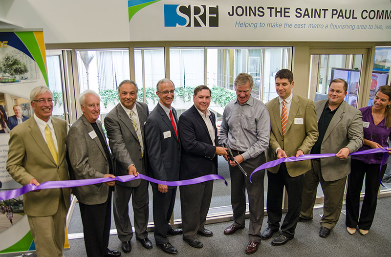 Saint Paul Office Opens